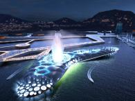 Floating Pavilion Yeosu